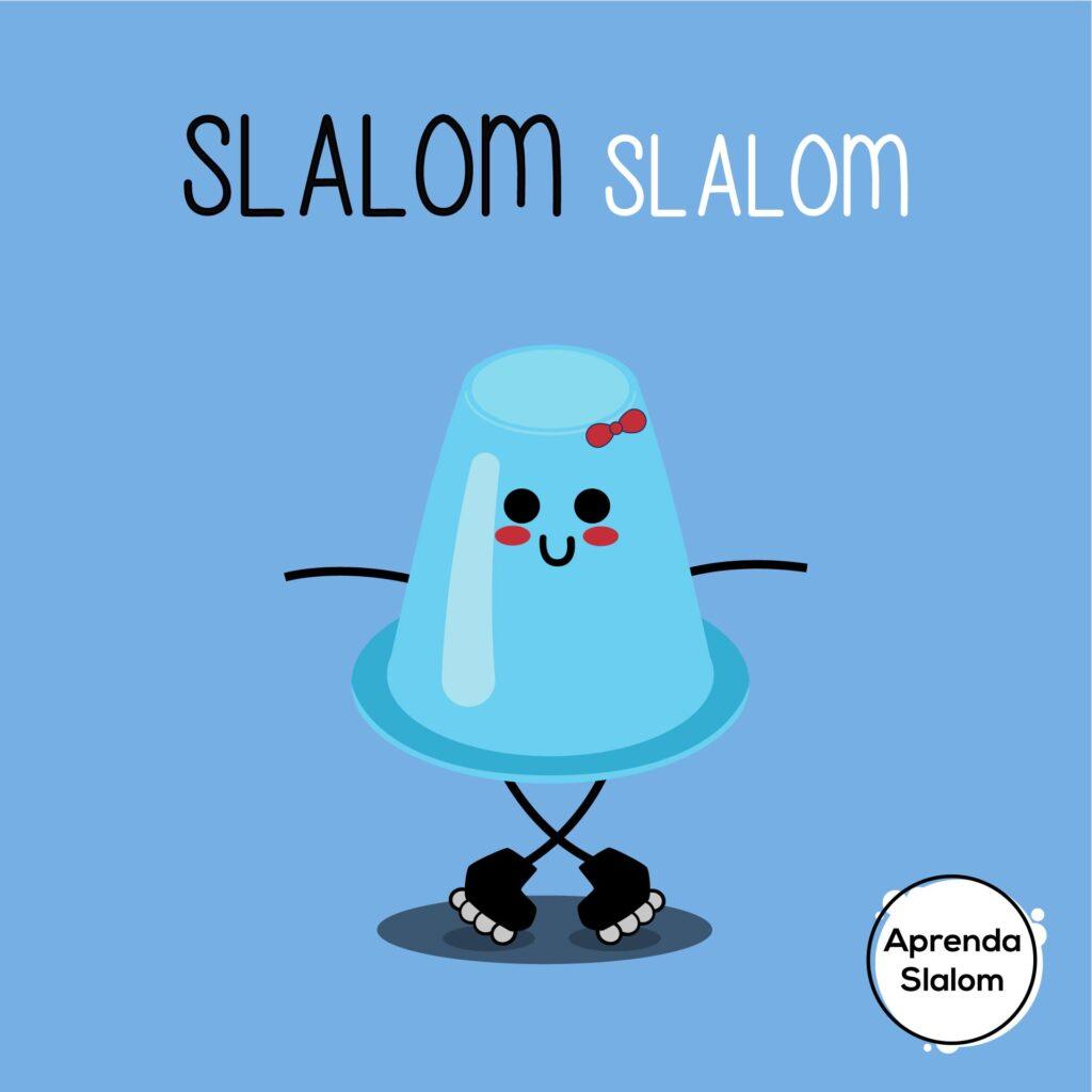 Modalidade Freestyle Slalom